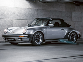 911 Carrera Cabriolet Turbo-Look Komfortsitz