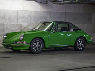 Porsche Classic | 911 T Targa
