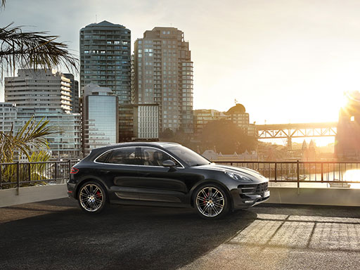 Porsche intensiv. Der Macan Turbo mit Performance Paket.